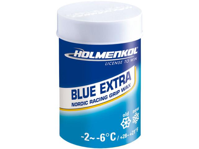 Holmenkol GripBlue Extra - 45g azul/Turquesa